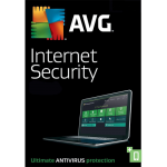 AVG Internet Security - 3 PC, 1 Year (Download)
