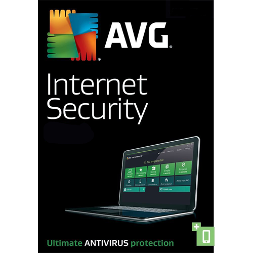 AVG Internet Security - 1 Year, 1 PC (Download)