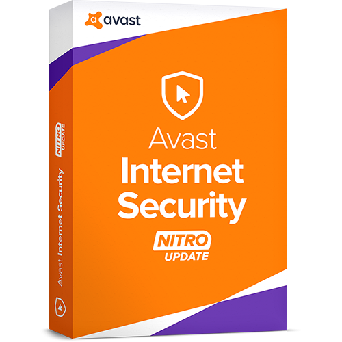 avast! Internet Security - 1 PC, 1 Year (Download)