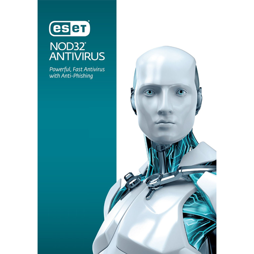 ESET NOD32 Antivirus - 1 PC, 1 Year (Download)
