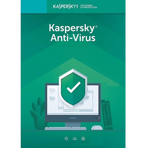 Kaspersky Anti-Virus 2021 - 1 Year, 1 PC (Download)