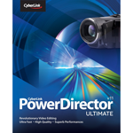 CyberLink PowerDirector 11 Ultimate - 1 PC (Download)