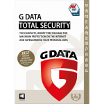 G Data Total Security - 1 PC, 1 Year (Download)